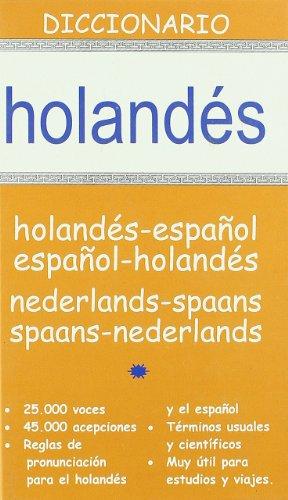 Dº Holandes  HOL-ESP / ESP-HOL (DICCIONARIOS) por Aa.Vv.