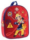 Unbekannt Feuerwehrmann Sam 900–800731cm In Case of Emergency Junior Rucksack