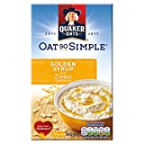 Quaker Oat So Simple Golden Syrup 360 g