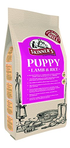 Skinner's Puppy Food Lamb and Rice, 15 Kg