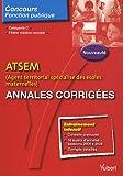 ASTEM (Agent territorial spécialisé des écoles maternelles) : Annales corrigées