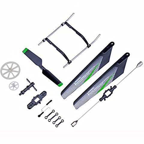 Bluelover WLtoys V912 2.4G 4CH Accessories Parts Kits Package 8 Parts