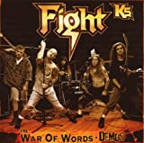 Fight: The War of Words Demos (Starring Rob Halford) (Audio CD)