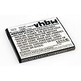 vhbw Li-Ion batería 1800mAh (3.7V) para teléfono móvil teléfono Smartphone Vodafone Smart 4 Turbo 889N, Smart 4G 889N por CPLD-315.