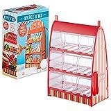 Preis am Stiel Süßigkeitenspender mit 9 Schubladen und Einer Zange   Süßigkeitenautomat  ...
