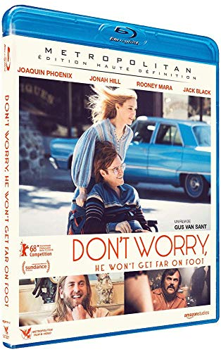 Don't worry, he won't get far on foot [Blu-ray] [FR Import]