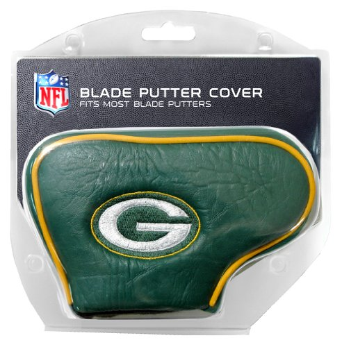 nfl-golf-blade-putter-cover-unisex-green-bay-packers-taglia-unica