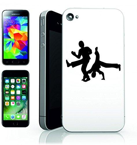 Smartphone Case ballerino di danza di Attore di Hip Hop della Breakdance di divertimento per Apple Iphone 4/4S, 5/5S, 5C, 6/6S, 7& Samsung Galaxy S4, S5, S6, S6Edge, S7, S7Edge Huawei HTC–Dive