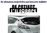 ***TUNING SZENE AUFKLEBER*** - Die ultimativen Heckscheiben und Karosserie Sticker - Die Fun, JDM, Drift & Race - freie Farbwahl! MOTIV Vol.2-1
