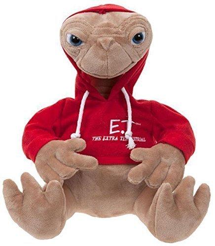 - peluche - t. el Extraterrestre con Sudadera roja 26cm - Merchandising Cine