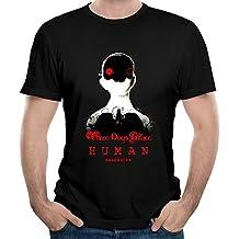 FIVE Miumine Three Days Grace Band Human Album Unique Men's Short Sleeve Tshirt