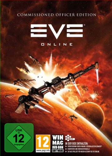 EVE Online - Commissioned Officer Edition (PC+MAC)