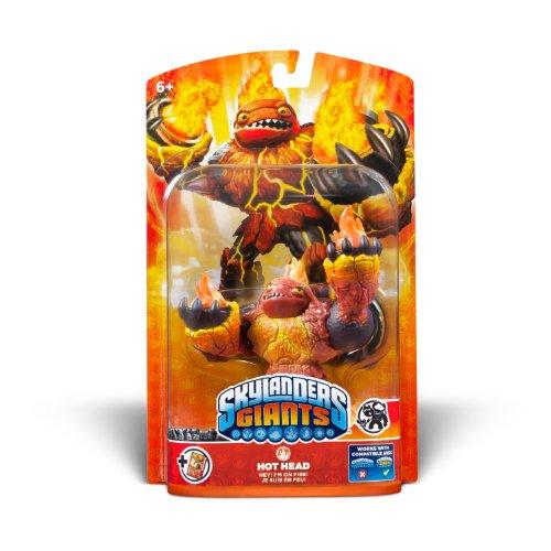 Skylanders Giants Individual Character Pack - Hot Head by Activision (Head Hot Skylanders Giant)