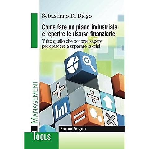 Come fare un piano industriale e reperire le risorse finanziarie.