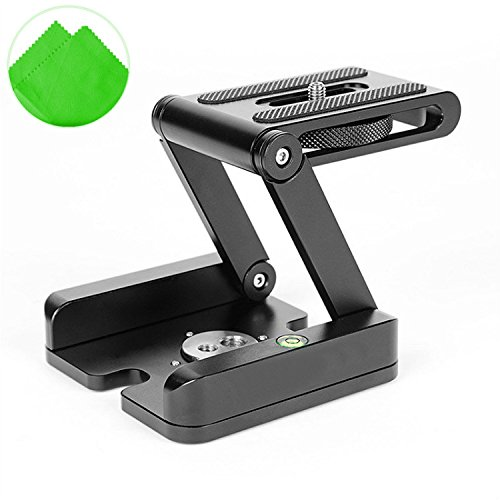 first2savvv-xjpj-ytsp-c01-dslr-folding-camera-z-desktop-stand-holder-tripod-flex-pan-tilt-ball-head-