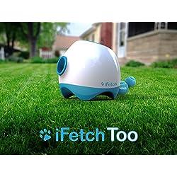 Lanzador de pelotas automático para perros iFetch Too
