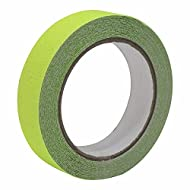 Oule Fluorescent Anti Slip Adhesive for Safety Pet Tape 5m x 2.5cm Indoor and Outdoor Use