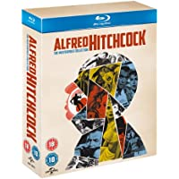 Alfred Hitchcock: The Masterpiece Collection on Blu- Ray
