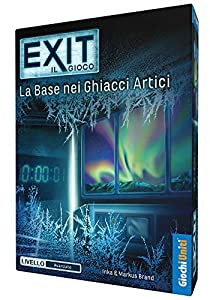 Giochi Uniti-Exit: La Base Nei Islandia Arctic-Juegos de Mesa, Versión Italiana