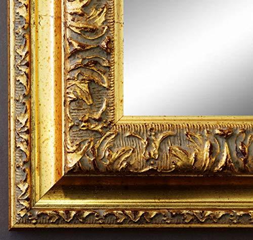 Online Galerie Bingold Spiegel Wandspiegel Badspiegel - Rom Gold 6,5 - handgefertigt - 200 Größen...