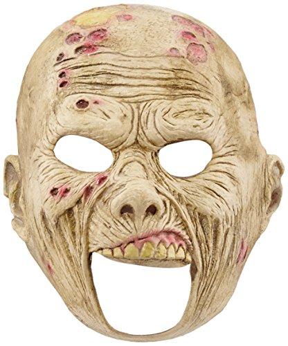Widmann 004123/4Kind Zombie Maske One Size