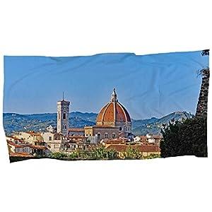 My Custom Style Telo Mare Cotone Full Print #Firenze#180x100