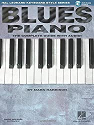 Hal Leonard Keyboard Style Series : Blues Piano Complete Guide + Cd