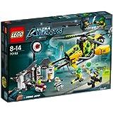 LEGO Agents - 70163 - Jeu De Construction - L'attaque De Toxikita