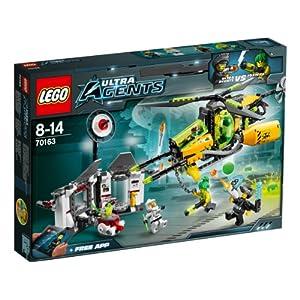 LEGO Agents 70167 - Fuga con il Tesoro di Invizable  LEGO