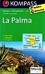La Palma carte de randonn�e 1:50.000...