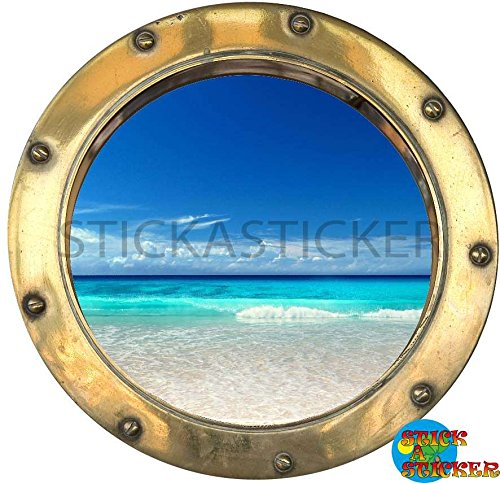 sticker-trompe-l-oeil-hublot-ile-mer-turquoise-30x30cm-ref-y039