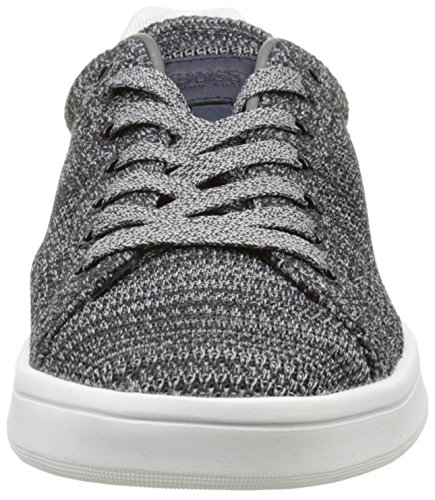 Boss Green Rayadv_tenn_sykn 10197556 01, Sneakers Basses Homme Gris (Dark Grey 21)
