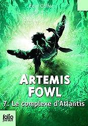 Artemis Fowl, 7:Le complexe d'Atlantis
