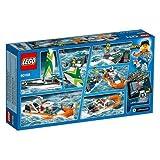 LEGO City 60168–Bateau à voile en détresse