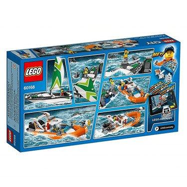 lego city 60168 bateau voile en dtresse bricksfigs - Lego City Bateau
