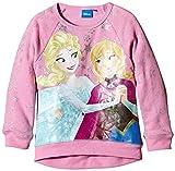Disney Mädchen, Sweatshirt, Frozen Sisters Forever, GR. 110 (Herstellergröße: 5 Years), Rosa (pink)