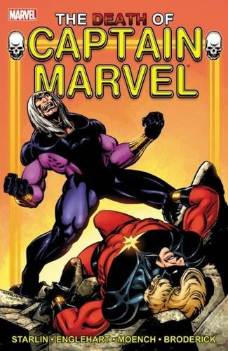 Captain Marvel: The Death Of Captain Marvel