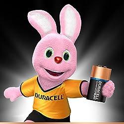 Pile lithium haute puissance Duracell CR2 3 V, pack de 2 (CR15H270), conçue pour une utilisation dans les capteurs, verrous sans clé, flashs d'appareil photo et lampes de poche