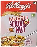 #4: Kellogg's Muesli Crunchy Fruit and Nut, 250g