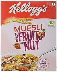 Kellogg's Muesli Crunchy Fruit and Nut, 250g