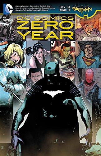 DC Comics: Zero Year (The New 52) (English Edition)