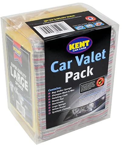 Kent G555 Car Valet Pack