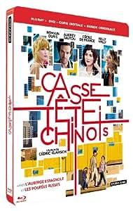Casse-tête chinois [Combo Blu-ray + DVD + Copie digitale + CD BOF  - Édition boîtier SteelBook]