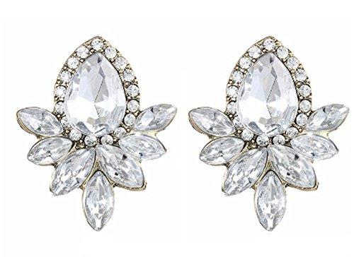 saysure-earrings-crystal-glass-black-resin-sweet-metal
