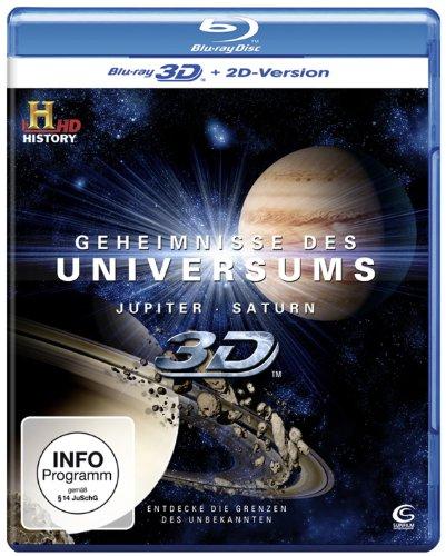 Jupiter/Saturn [3D Blu-ray + 2D Version]