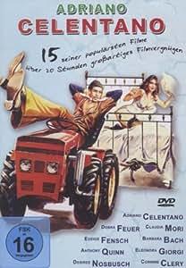 Adriano Celentano Box - 15 seiner populärsten Filme (7 DVDs)