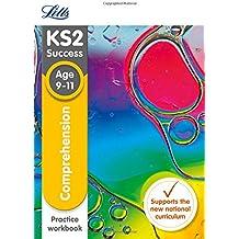 KS2 English Comprehension Age 9-11 SATs Practice Workbook: 2018 tests (Letts KS2 Revision Success)