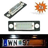 Do!LED D03 LED Kennzeichenbeleuchtung mit Dichtung und E-Prüfzeichen