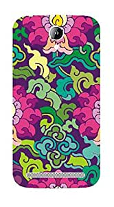 UPPER CASE™ Fashion Mobile Skin Vinyl Decal For Gionee CTRL V5 [Electronics]
