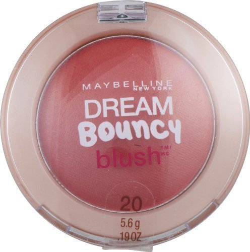 Bouncy Dream Blush (Maybelline Dream Bouncy Blush 20 Peach Satin by Maybelline)